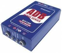 Alctron ADB DI2100 Direct Box