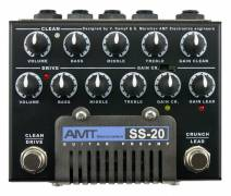 AMT SS-20 Tube Distortion Gitar Preamp