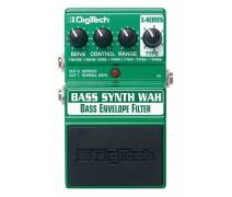 Digitech XBWV Bas Synth Wah Pedal