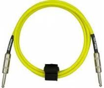 DIMARZIO EP1710SSNY - Neon Instrument Cables with