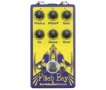 EARTHQUAKER Pitch Bay Polyphonic Harmonizer and Distortion Generator