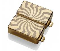 EMG ZW Set - Buzz Saw BRUSHED GOLD Anniversary Hum