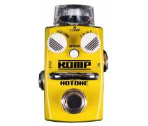 Hotone KOMP SCS-1 Single Footswitch Analog Compress Pedal