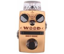Hotone WOOD SAC-1 Single Footswitch Analog Akustik Gitar Simulatörü