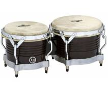 "LATIN PERCUSSION M201-BKWC Matador 7-1/4"" and 8-5/8 Bongo"