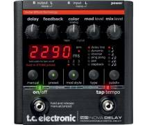 TC ELECTRONIC ND-1 Nova Delay Gitar Efekt Pedalı
