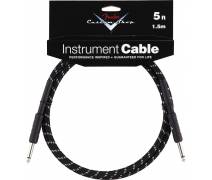 Fender 5' CS Performance Cable BLK TWD