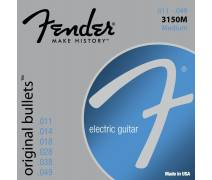 Fender Original Bullets Pure Nickel 3150M 11-49