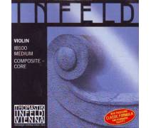 Thomastik IB100 - Infeld Blue Composite Core (Medium) - Keman Teli