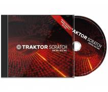 Native Instruments Traktor Scratch MK2 Control Cds