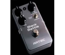 Artec LE-BBT Black Battle Super Distortion Pedalı
