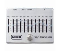 MXR M108 S 10 Band EQ Pedalı