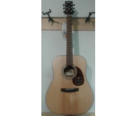Cort EARTH20TH-FNS Earth Serisi Mat-Natural Elektro Akustik Gitar
