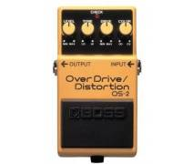 Boss OS-2(T) OverDrive-Distortion Compact Pedal