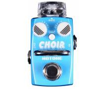 Hotone CHOIR SCH-1 Single Footswitch Analog Chorus Pedal