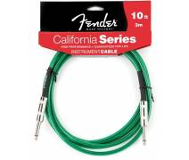Fender 10' California Instrument Cable SGR
