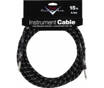 Fender 15' CS Performance Cable BLK TWD