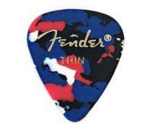 Fender 351 Thin 12 Pack Confetti