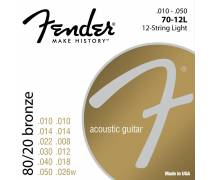 Fender 80/20 Bronze 70CL 11-50
