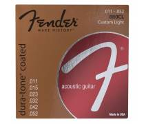 Fender Dura-Tone Coated 80/20 880CL 11-52