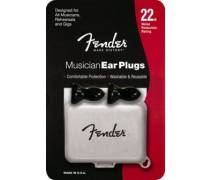 Fender Musician Series BLK Ear Plugs