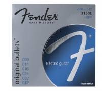 Fender Original Bullets Pure Nickel 3150L 09-42