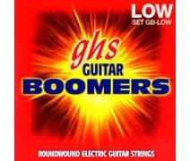 GHS Strings Boomers 10-46 Low Tune - Elektro Gitar Teli