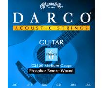 Martin & Co D2300 - Darco Phosphor Bronze (Medium) 13-56 Akustik Gitar Teli