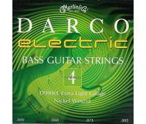 Martin & Co 9900L - Darco (Extra Light) 40-95 4-Telli Bass Gitar Teli