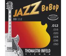 Thomastik BB112 - 12/50 Jazz Bebop (Light) - Elektro Gitar Teli