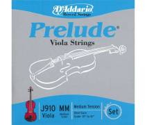 D'addario J910LM Medium Tension Tek La Viyola Teli