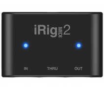 IK Multimedia iRig MIDI 2 Midi Interface