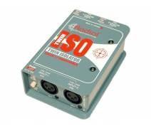 Radial Engineering TWIN-ISO Passive Line-Level Isolator