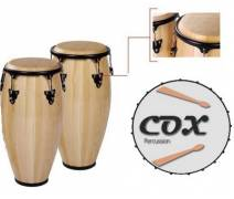 Cox Conga Set 10' + 11' (Natural) - COB100NW