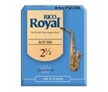 D'Addario Woodwinds RJB1025 ROYAL Alto Saksafon Kamışı NO: 2,5