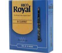 D'Addario Woodwinds Royal RCB1015 Sib Klarnet Kamışı No: 1,5