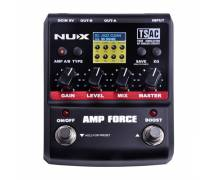 NUX Amp Force Drive & Distortion Pedalı