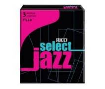 Rico Jazz Select RSF10ASX3M Alto Sax Kamışı No:3 Medium