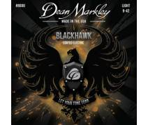 Dean Markley Blackhawk 8000 Coated Light 9-42 Elektro Gitar Takım Tel