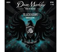 Dean Markley Blackhawk 8004 Coated Medium 11-49 Elektro Gitar Takım Tel