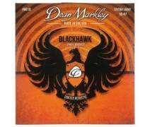 Dean Markley Blackhawk 8010 Coated Extra Light Akustik Gitar Takım Tel