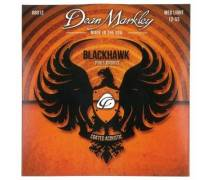 Dean Markley Blackhawk 8012 Coated 12-53 Medium Light Akustik Gitar Takım Tel