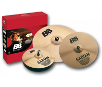 Sabian B8 Performance Set Brilliant