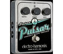Electro-Harmonix Pulsar Variable Shape Analog Tremolo Analog Efekt Pedalı