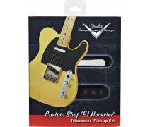 Fender CS '51 Nocaster Pickups Set