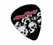 Jim Dunlop DirtBag Skulls Pena (0.73mm)