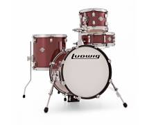 Ludwig Breakbeats by Questlove (Red Sparkle) - Akustik Davul Seti LC179X005