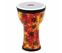 Nino Elements Mini 6 Inch Djembe (Sunshine)
