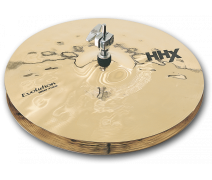 "Sabian  14"" Evolution Hats HHX: 11402Xeb Hi-Hat"