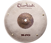 "Turkish Cymbals Njg 9"" Splash Sizzle"